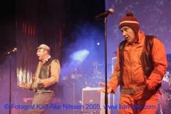 guldgalan 2005 pistvakt